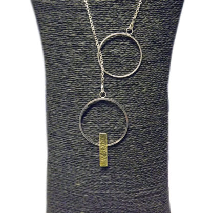 Daphne & Molly Multiway Lariat necklace
