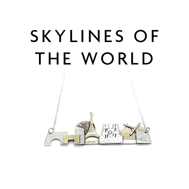 Daphne & Molly Skylines of the World